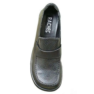 Rachel Tea Girls Loafers Childrens Shoes Black Size 2