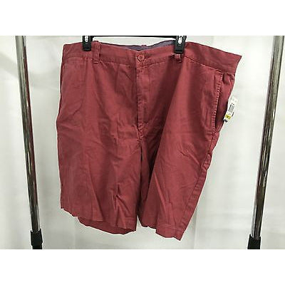 Club Room Red Summer Casual Pants Shorts, Size 44