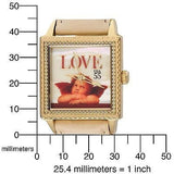 "The P.S. Collection Arjang And Co. Women'S Ps-2004G-Be ""Love Cupid"" Watch - Oh!Dreamy™ Online Store  - 2"