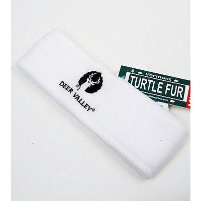 Turtle Fur Deer Valley Girls Headbands White Size O/S