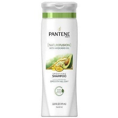 Pantene  Pro-V Naturefusion Smooth Vitality Shampoo, 12.6-Fluid Ounces