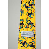 A Royale &Amp;Amp; Co Pattern Tie Mens Ties Yellow - Oh!Dreamy™ Online Store  - 2
