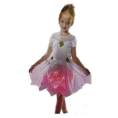 Cvs Girls 'Light Up Fairy' Halloween Costume, White, S