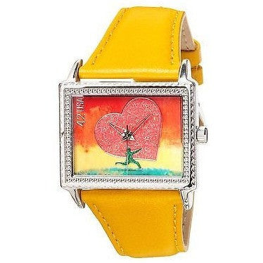 "The P.S. Collection Arjang And Co. Women'S Ps-5002S-Yl ""All Heart"" Watch"