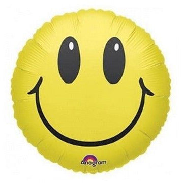 "18"" Smile Face Anagram Package"