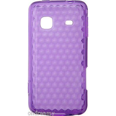 Rocketfish Soft Shell Case For Samsung Galaxy Prevail