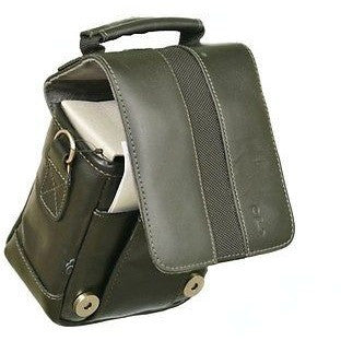Icon Track Collection Trdt25L Camera Case Leather Black