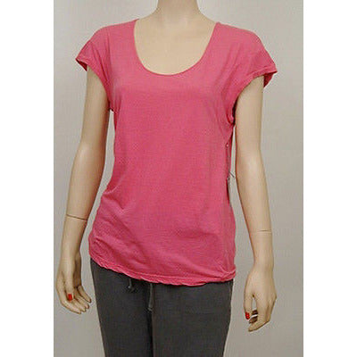 39 Sixtyone @ Velvet Top C/S Womens T Shirts Pink P