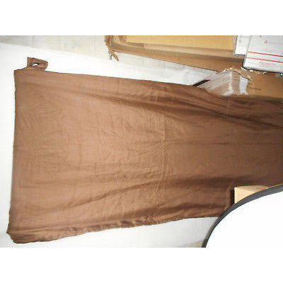 6 Hole Bronze Living Room Long Curtains