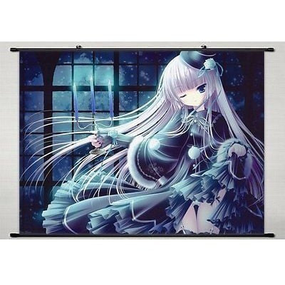 Home Decor Japanese Anime Wall Scroll, 35''*24''(Diy Supported)