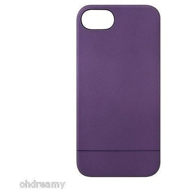 Incase CL69042 Metallic Slider Case for iPhone 5/5S - Dark Mauve