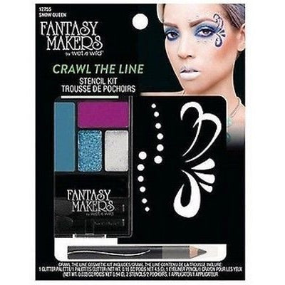 Wet N Wild Fantasy Makers Crawl The Line Kit - 12755 Snow Queen - Oh!Dreamy™ Online Store