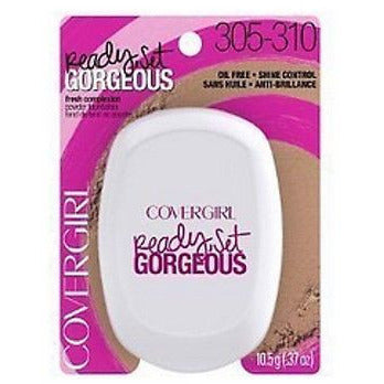 Covergirl Ready, Set Gorgeous Compact Powder Foundation Medium/Deep 305/310 0.3