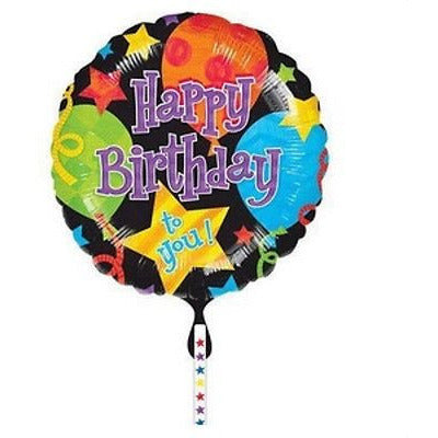 Birthday Jubilee 18In Balloon - Oh!Dreamy™ Online Store
