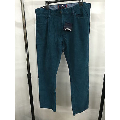 Argyleculture Green Casual Wide Men'S Pants, Size 32X32
