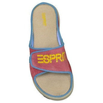 Esprit Kids Prince Street Es521001 Girls Sandal Childrens Shoes Pink Sz 3.5