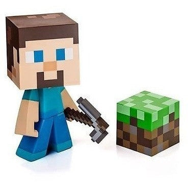 "Minecraft Steve Vinyl 6"" Limited Edition Figure"