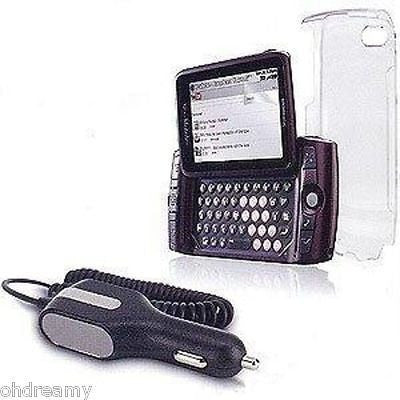 T-Mobile Sidekick Lx (2009) 3-Pack (Clear Cover, Screen Protector &Amp;Amp; Car Charger) - Oh!Dreamy™ Online Store