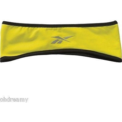 Reebok Brushed Fleece Running / Sports / Workout Headband Brand - Oh!Dreamy™ Online Store