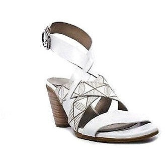 Wonders Haven Strappy Heel Sandals Womens Shoes White Size 6