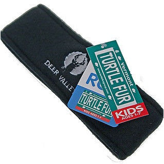 Turtle Fur Deer Valley Boys Headbands Black Silver Size O/S