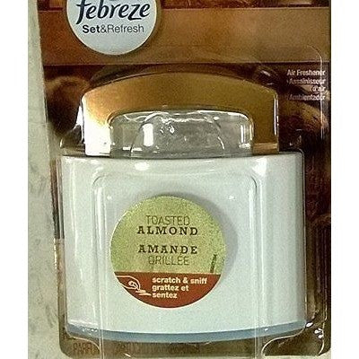 Febreze Set &Amp;Amp; Refresh Starter, Toasted Almond