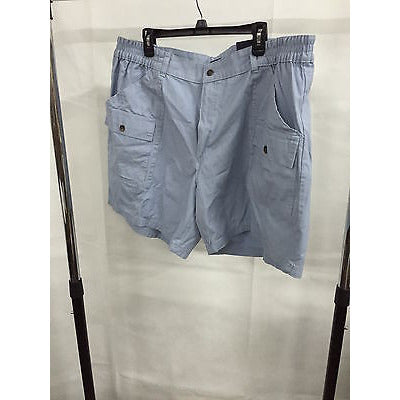 Club Room Blue Summer Casual Pants  Shorts, Size 44