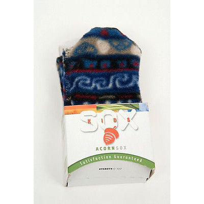 Acornsox Versa Kid Unisex Sock Multi Color Size S