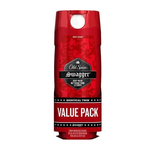Old Spice Swagger Body Wash Value Pack