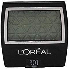 L'oreal Wear Infinite Eye Shadow Single, Spring Leaf, 301, 2 Ea