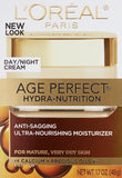 L'Oreal Paris Age Perfect Hydra-Nutrition Facial Day/Night Cream 1.7 FL OZ
