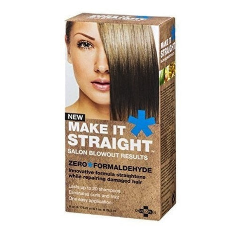 Developlus Make It Straight Salon Blowout Results 6oz & 1oz