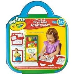 Crayola My First Crayola Dry Erase Activity Mat