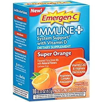 Emergen-C Vitamin C Tropical Drink Mix - 0.3 oz packet