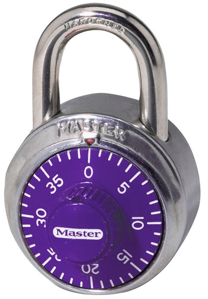 Master Lock 1514d Combination Lock 1 Pack