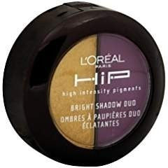 L'Oreal HiP High Intensity Pigments Bright Shadow Duo, Flamboyant 538