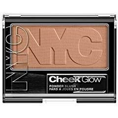 N.Y.C. New York Color Cheek Glow Blush, Riverside Rose, 0.28 Ounce