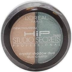 3 Pack- L'Oreal Hip Studio Secrets Crystal Shadow Duo #319 Mystical