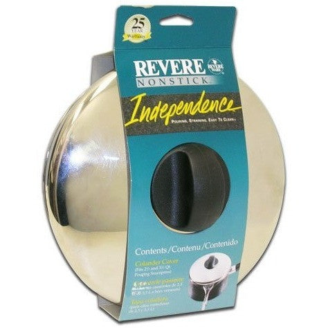 Revere Ware Independence Colander Cover - Fits 2.5 And 3.5 Qt. Saucepans - Oh!Dreamy™ Online Store  - 1