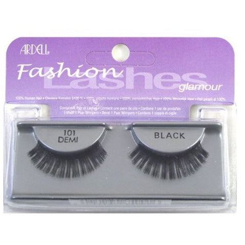 Ardell Bat Those Lashes-101 Black,6 Pack