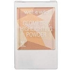Wet N Wild Geometric Highlighting Powder ~ Sun Ceremony ~ Limited Edition