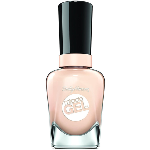 Sally Hansen Miracle Gel Nail Polish, Cream of The Crop, 0.5 Ounce