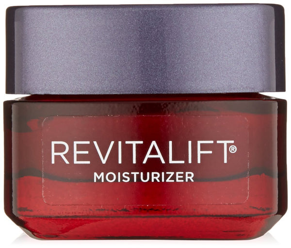L'Oreal Paris Skin Care Revitalift Triple Power Intensive Anti-Aging Day Cream Moisturizer, 0.5 Ounce