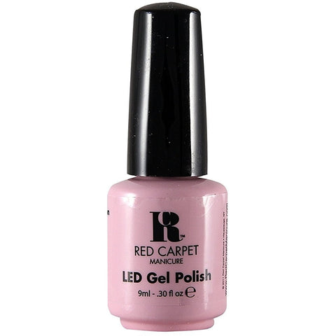 Red Carpet Manicure Gel Polish, Nervous with Anticipation, 0.3 Fluid Ounce