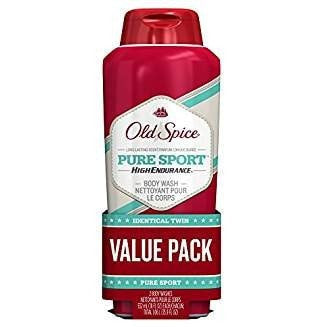 Old Spice Pure Sport High Endurance Body Wash Value Pack