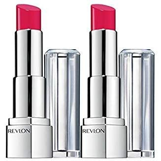 (2 Pack) Revlon Ultra HD Lipstick NEW, (820 Petunia)