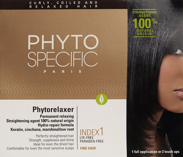 PHYTO SPECIFIC Phytorelaxer Index 1 Delicate and Fine Hair