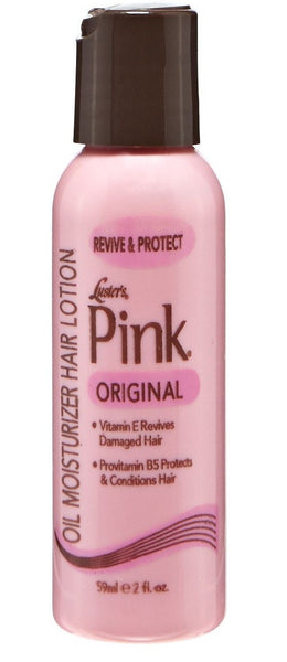 Luster's Pink Oil Moisturizer Hair Lotion, 2 Ounce