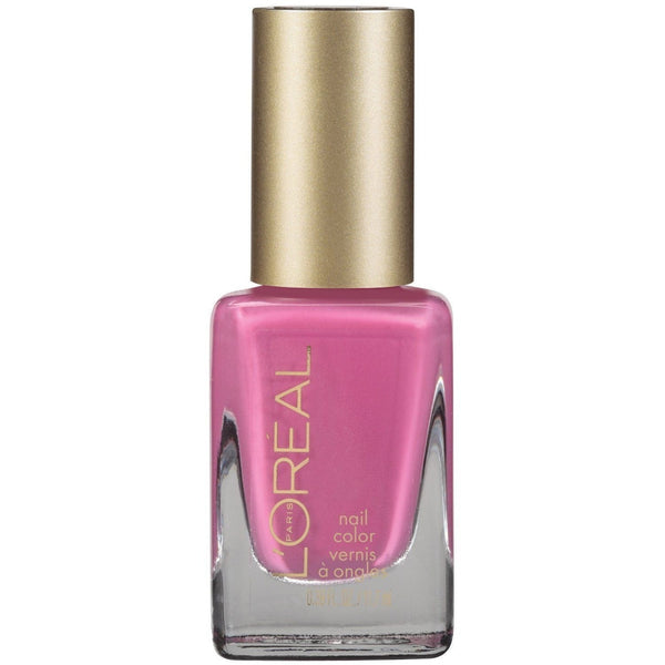 L'Oreal Colour Riche Nail Polish, #280 Pink Me Up - 0,39 Oz