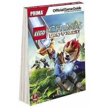 Lego Legends Of Chima: Laval'S Journey : Prima Official Game Guide